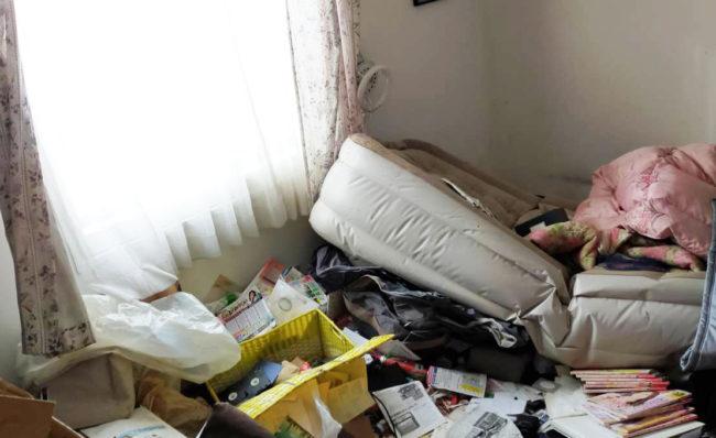 札幌市 戸建片付け 不用品回収 粗大ゴミ